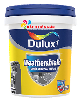 Y65 - Chất chống thấm Dulux Weathershield 20kg